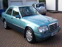 946 1994 Mercedes-Benz E320 W124 Icon