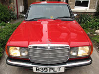 950 1985 Mercedes-Benz W123 200 Icon