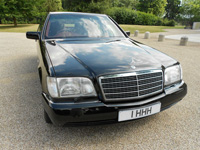 951 1992 Mercedes-Benz W140 600 SEL V12 LWB Icon