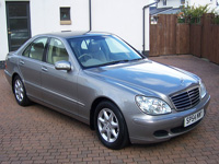 953 2004 Mercedes-Benz W220 S280 Icon