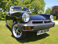 955 1979 MG Midget 1500 Icon