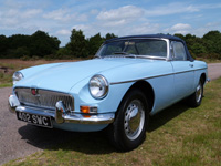 963 1963 MGB Roadster Icon