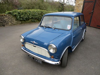 968 1964 Morris Mini MK1 Icon