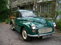 970 1970 Morris Minor 1000 Traveller Icon