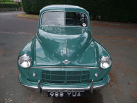 971 1953 Morris Minor Split Screen Series II Icon