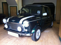 987 2001 Rover Mini Cooper Icon