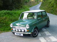 988 1996 Rover Mini Cooper 35 LE Icon