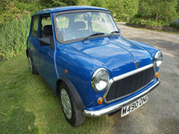 992 1994 Rover Mini Sprite 1.3i Icon