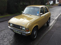 1050 1975 Austin Allegro 1300 Super Icon