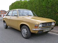 1051 1974 Austin Allegro 1500 Super Icon