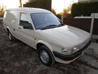 1054 1987 Austin Maestro 500 Van 1.3 City Icon