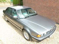 1062 1992 BMW E32 750iL Icon