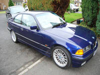 1064 1996 BMW E36 328i Coupe Icon