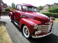 1071 1949 Chevrolet 3100 Pickup Truck Icon