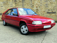 1074 1989 Citroen BX 16 RS Pilot SE Icon