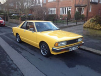 1080 1981 Datsun Bluebird 1.8 SSS Coupe Icon