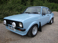 1095 1979 Ford Escort MK2 1600 Sport Rally Spec Icon