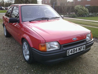1096 1988 Ford Escort MK4 1.3 Popular Icon