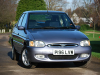1098 1997 Ford Escort MK5 1.6 Ghia X Icon