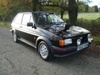 1101 1988 Ford Fiesta MK2 1.6 XR2 Icon