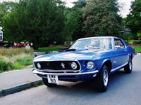 1108 1969 Ford Mustang GT 390 V8 Coupe Icon