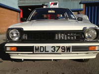 1116 1981 Honda Civic MK2 3A Icon