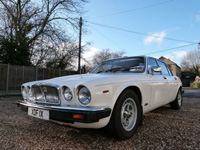 1123 1983 Jaguar XJ6 3.4 Icon