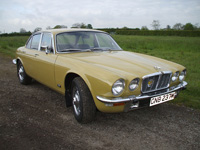 1124 1973 Jaguar XJ6 Series II 4.2 SWB Icon