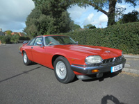 1126 1990 Jaguar XJ-S 5.3 V12 Icon