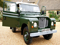 1134 1979 Land Rover Series 3 SWB Icon
