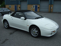 1135 1990 Lotus Elan SE Turbo Convertible Icon