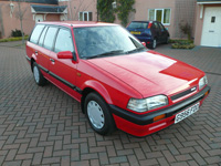 1136 1990 Mazda 323 SE Executive Estate Icon