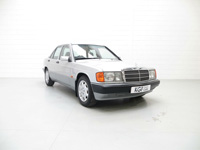 1145 1993 Mercedes-Benz W201 190E Icon