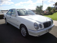 1147 1996 Mercedes-Benz W210 E280 Icon