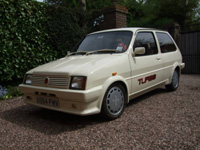 1149 1984 MG Metro MK1 Turbo Icon