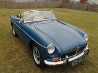 1155 1970 MGB Roadster Icon