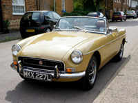 1156 1972 MGB Roadster Icon