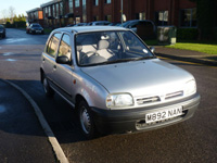 1161 1994 Nissan Micra K11 1.0 Wave Icon