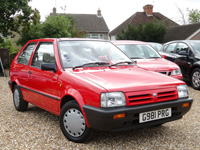 1162 1989 Nissan Micra 1.0 LS Icon