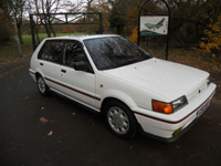 1166 1990 Nissan Sunny 1.8 ZX Icon