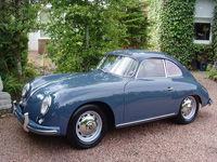1174 1959 Porsche 356A Coupe Icon