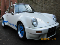 1176 1975 Porsche 911 3.0 RSR Recreation Icon