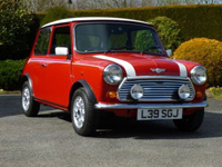 1184 1993 Rover Mini Cooper Icon