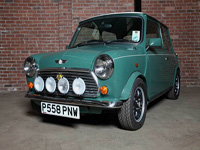 1185 1996 Rover Mini Cooper 35 LE Icon