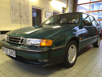 1190 1994 Saab 9000 CSE Turbo Icon