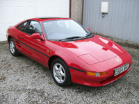 1199 1990 Toyota MR2 MK2 2.0 Icon