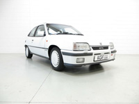 1211 1990 Vauxhall Astra MK2 GTE Icon