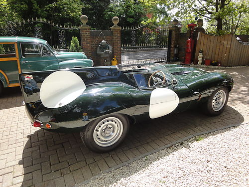 1968 Jaguar D-Type 3