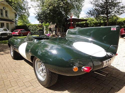 1968 Jaguar D-Type 4