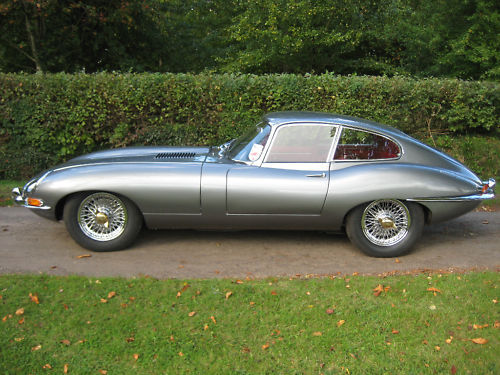 1964 jaguar e type 2